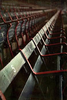 Joann Vitali - Vintage Fenway Park Seats