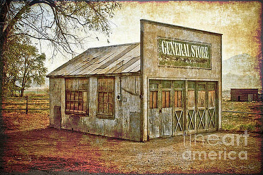 Vintage General Store by Billy Knight
