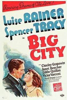 Esoterica Art Agency - Vintage Movie Poster - Big City