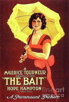 Esoterica Art Agency - Vintage Movie Poster - The Bait