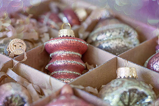 Vintage Ornaments by June Marie Sobrito