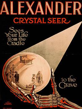 Vintage poster - Alexander, Crystal Seer by Vintage Images