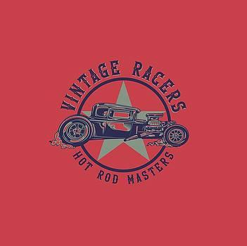 Vintage Racers Hot Rod Masters by Johanna Hurmerinta