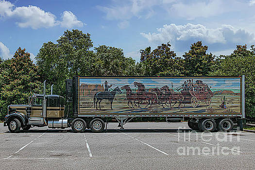 Dale Powell - Vintage Ride - Smokey and Bandit