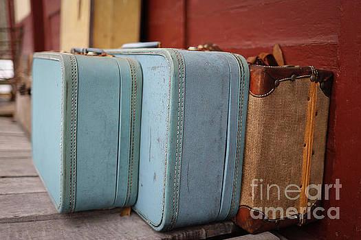 Edward Fielding - Vintage Suitcases 2