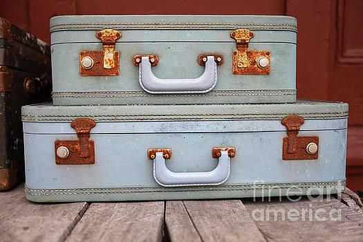 Edward Fielding - Vintage Suitcases 3