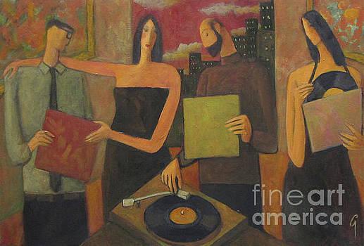 Vinyl by Glenn Quist