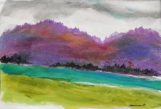 Violet Hill by John Williams