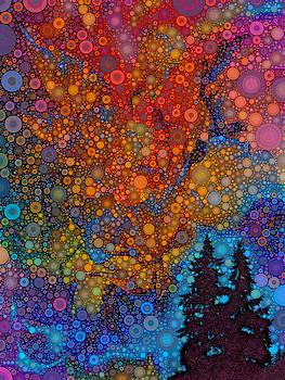 Violet Sky by Daniel McPheeters