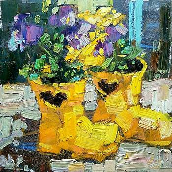 Violet Wittrock by Valerie Lazareva