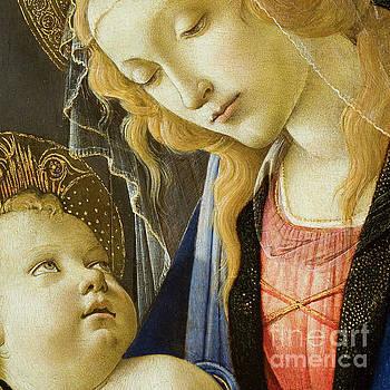 Tina Lavoie - Virgin and Child Renaissance Catholic art