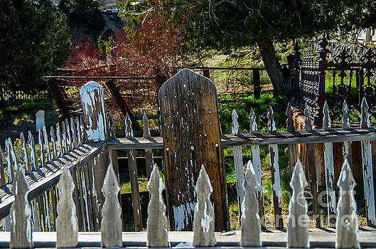 Stephen Whalen - Virginia City Cemetery
