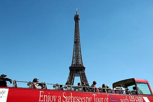 Visite de Paris Tour Eiffel by Catherine Leblanc