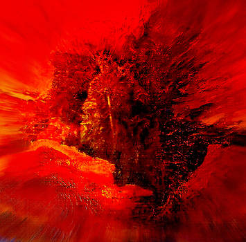 Henryk Gorecki - Volcano-god of fire