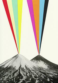 Volcanos by Cassia Beck