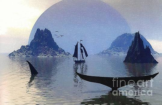 Voyage With Whales by Abbie Shores