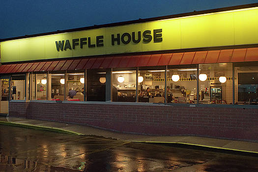 Waffle House, Sunday Morning Coming Down by Warren Gale