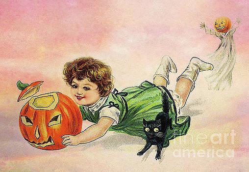 Waiting On Halloween  by Tammera Malicki-Wong
