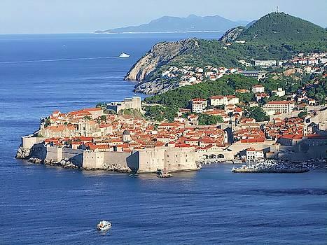 Waking Up In Dubrovnik by Joseph Hendrix