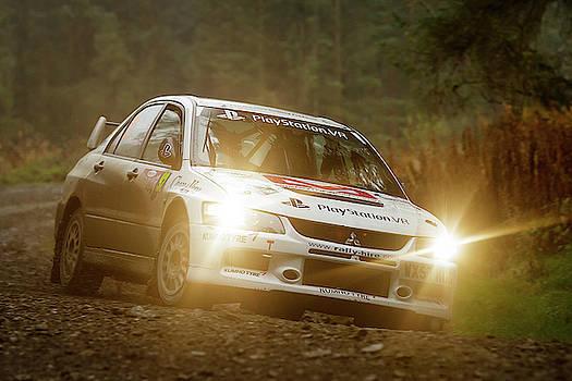 Wales Rally GB 2016 - 92 Tony Jardine, GBR by Elliott Coleman