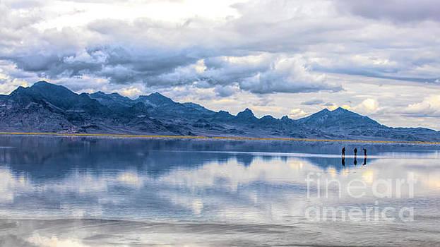 Walking on Water by Randy Kostichka