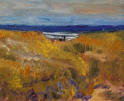 Walking the Dog by Michael Helfen