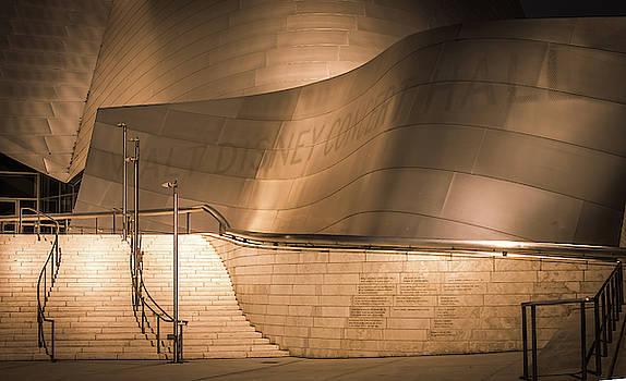 Walt Disney Concert Hall, LA, Walt Disney Concert Hall, Los Angeles, California by Art Spectrum