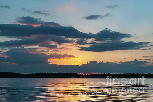 Dale Powell - Wando River Sunset - Southern Exposure