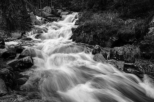 Warme Bode, Harz by Andreas Levi
