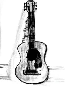Warped Guitar Music by Debra Lynch
