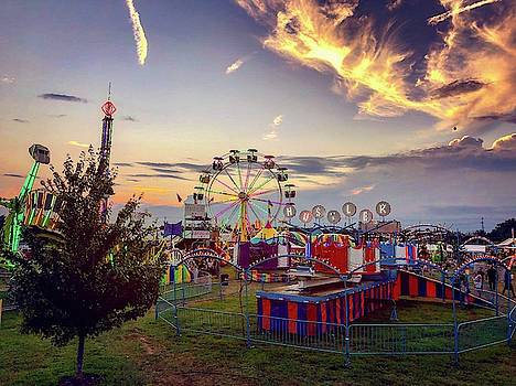 Warren County Fair by Candice Trimble