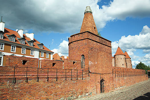 Ramunas Bruzas - Warsaw Old Town Wall