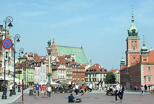 Ramunas Bruzas - Warsaw Summertime