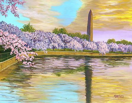 Darice Machel McGuire - Washington Monument
