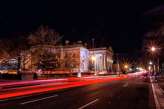 Washington Night by Travis Rogers