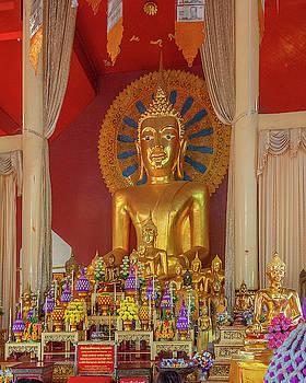 Wat Phra Singh Phra Wihan Luang Buddha Images DTHCM2542 by Gerry Gantt