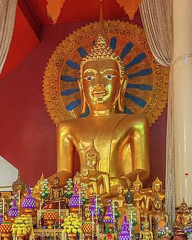Wat Phra Singh Phra Wihan Luang Principal Buddha Image DTHCM2543 by Gerry Gantt
