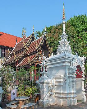 Wat Puack Chang Merit Pavilion DTHCM2523 by Gerry Gantt