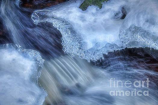 Water and Ice 3 by Veikko Suikkanen
