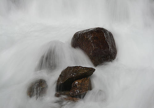 Water and Stones by Whispering Peaks Photography