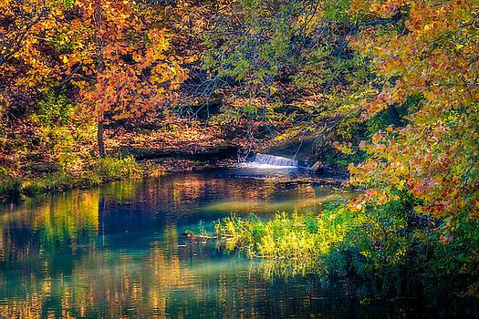 Water Fall by Allin Sorenson