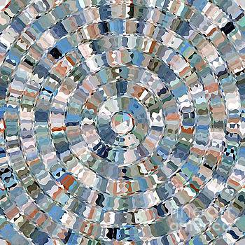Water Mosaic by David Manlove