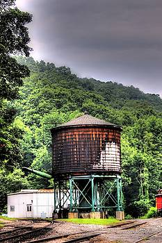 Water Tank by Brian Cole
