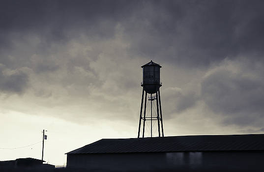 Water Tower by Andrea Anderegg