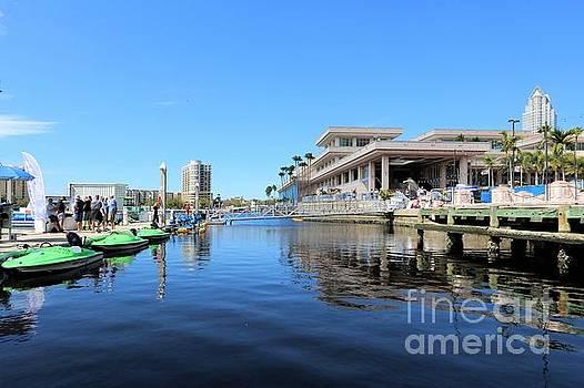 Diann Fisher - Water Toy Rental Slips Tampa Florida