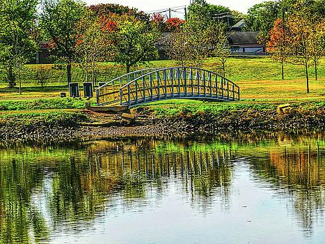 Water Under The Bridge by Kathy Gail