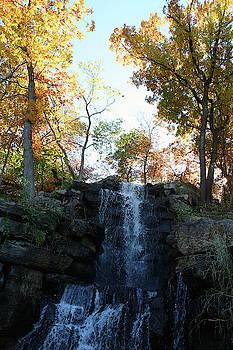 Waterfall 2 by Ellen Tully