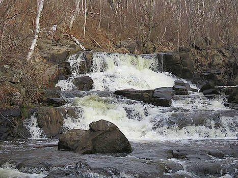 Waterfall by Alison Gimpel