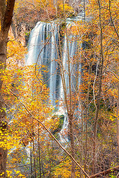 Waterfall Backdrop by Russell Pugh