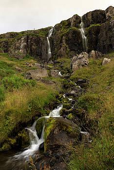 RicardMN Photography - Waterfalls and streams in seydisfjordur